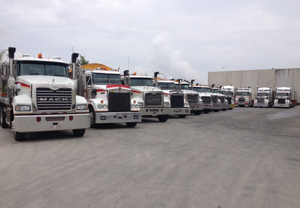 Voight Contracting - Transport