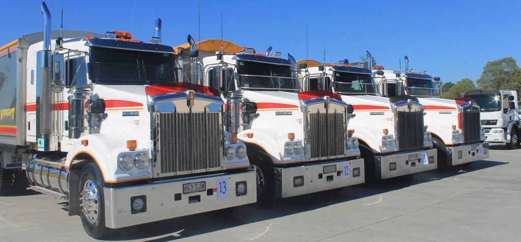 bulk haulage